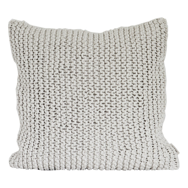 Rope cushion - Offwhite - The Nest Shop