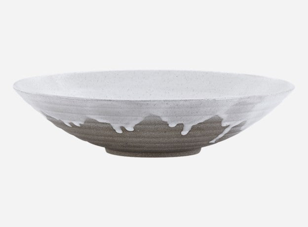 Tallerken - Running Glaze - The Nest Shop