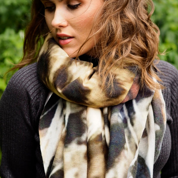 Katrin Uri Scarf - Natural Instinct - The Nest Shop