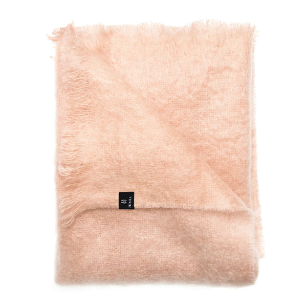 Lawrence Throw - Blush - The Nest Shop