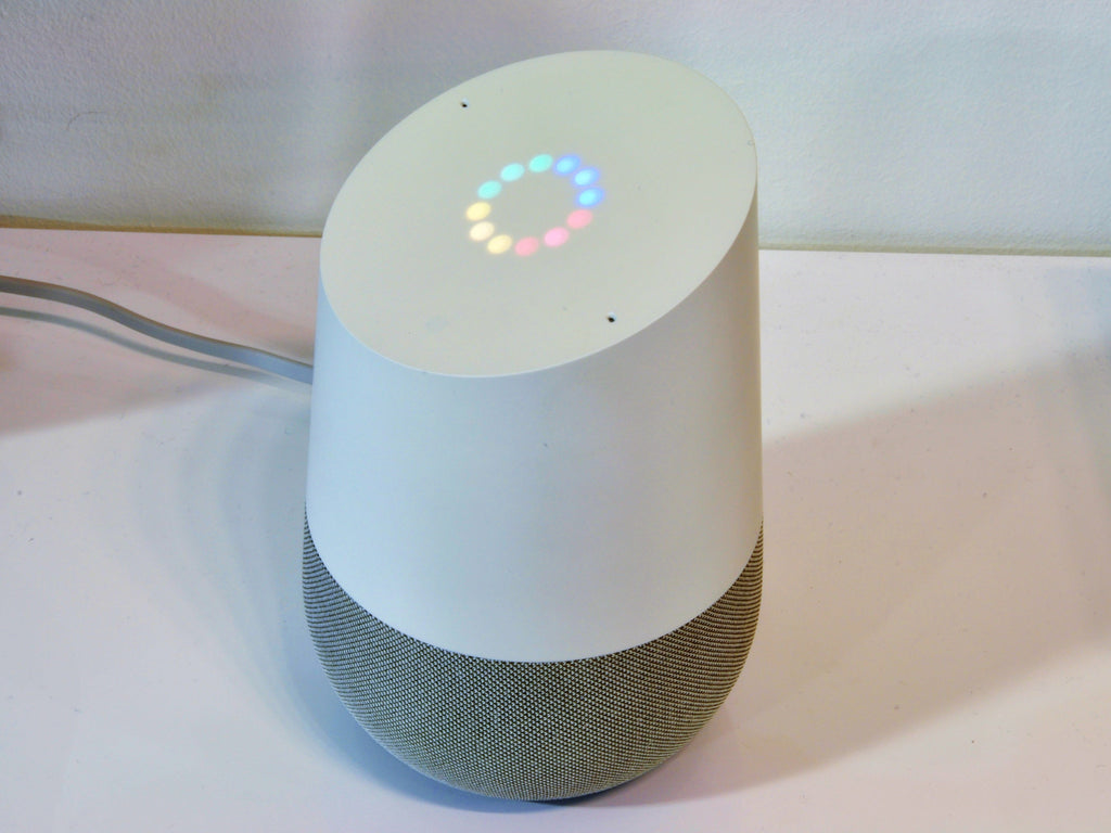 Google Home - voice activated speaker