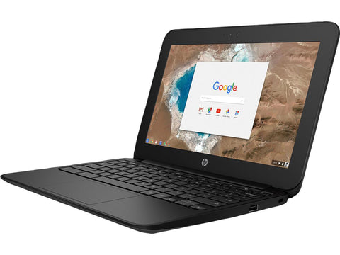"HP Chromebook 11 G5 EE: Intel Celeron N3060 Dual Core 1.6GHz, 4G, 16G, 11.6"", Chrome OS – Manufacture Refurbished"