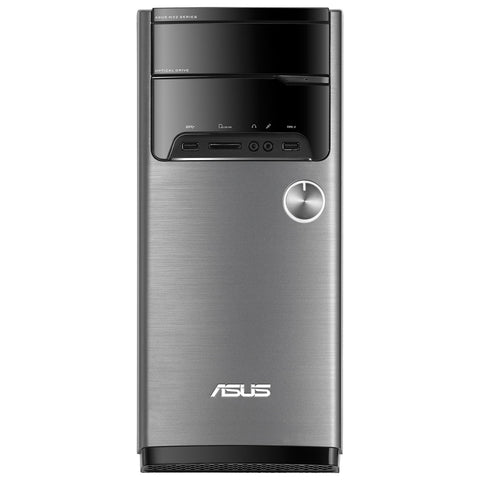 ASUS M32BF Desktop Computer: AMD A10-7800, 8GB RAM, 1TB HDD, Radeon R7/1GB, DVDRW, 802.11AC, Bluetooth, Webcam, HDMI, Windows 10  (M32BF-RS1-CB)