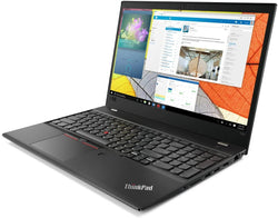 Lenovo Thinkpad T580 15.6-inch Business Laptop: Intel i5 7200U 2.5GHz, 8GB RAM, 500GB HDD, Webcam, Win 10 Home – Open Box