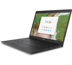 "HP Chromebook 14 G6 14"" Chromebook - Intel Celeron N4020 Dual-core 1.10 GHz, 4 GB RAM, 32 GB SSD, Chrome OS – Open Box"