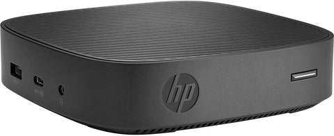 HP t430 Thin Client - Intel Celeron N4000 Dual-core 1.10 GHz - 2 GB RAM DDR4 SDRAM - 16 GB Flash - Intel UHD Graphics 600 - Gigabit Ethernet – Thin Pro OS - HDMI - DisplayPort