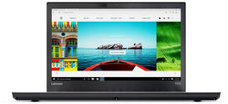 "Lenovo ThinkPad T470 14"" FHD (1920x1080) IPS Display, Intel i5-6300U 2.4GHz, 8GB RAM, 256GB SSD, Win 10 Pro - Refurbished"