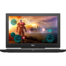 Dell Inspiron 7577 Gaming Laptop: i5-7300HQ Quad-Core 2.5GHz, 8GB, 1TB + 128GB SSD, Nvidia Geforce GTX 1060 6GB, Win10 Home – Refurbished