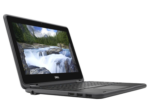 "Dell Latitude 3190 2-in-1:  Pentium Quad-Core N5000, 4GB DDR4, 128GB M.2 SSD, 11.6"" TOUCH, Wi-Fi+BT, WIN10 Pro - Refurbished"