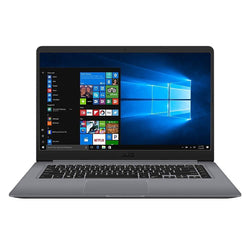 "Asus VivoBook X510QA 15.6"" Notebook, AMD A12-9720P Quad-Core 2.7 GHz, 256GB SSD, 8GB RAM, Win10H, Bilingual KB – Refurbished"