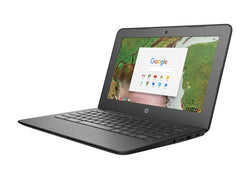"HP Chromebook 11 G6 EE: Intel Celeron N3350 Dual Core 1.1GHz, 4G, 16G, 11.6"", Chrome OS, – Manufacture Refurbished"