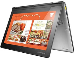"Lenovo Yoga 2 11 Business 2-in-1 Convertible – 11.6"" Touch, Intel i34012Y 1.5GHz, 4GB, 256GB SSD, Webcam, micro HDMI, Windows 10 Pro - Refurbished"
