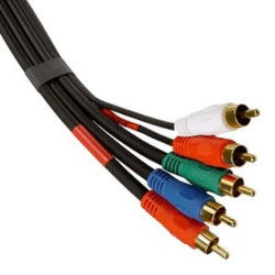 Component 5-In-1 Video/Audio Cable
