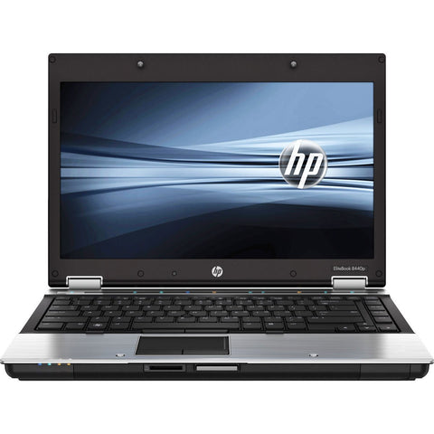 "HP Elitebook 8440p - Intel Core i5 M520 2.4, 4GB Ram, 250GB HDD, Webcam, DVDRW, WIFI, Bluetooth, 14"" wide screen - Windows 7 Pro 64bit"