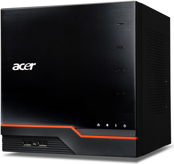 Acer AC100 MicroServer Server System Intel Xeon E3-1260L 2.4GHz / 8GB DDR3 ECC / 1TB HDD / NO OS / No front panel key