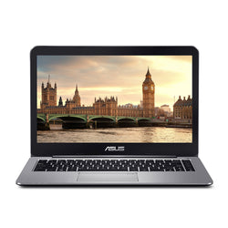 "ASUS VivoBook E403SA 14"" Ultra-thin Laptop with Intel® N3700 Quad Core, 4GB RAM, 128GB eMMC,  Windows 10 Home 64 bit"