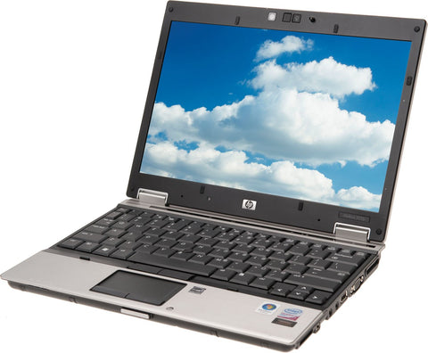 "HP ELITEBOOK 2540P: core i7 L640 2.13GHz daul core 4 logic processor, 4GB DDR3, 320G, Webcam, BT, DP, VGA, 12"" 1280x800, win7 pro"