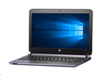"HP ProBook 430 G2: i5-5200u 22GHz/4G RAM / 320GB/webcam/13.3""1366x768/ Backlit KB/Windows 10 pro/No Optical Drive"