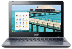 "Acer Chromebook C740 Dual-Core 1.5Gzh, 4GB, 16GB SSD, 11.6"" HD, Webcam, HDMI, Chrome OS - Certified Refurbished"