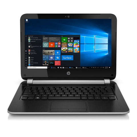 HP 215 G1 Netbook: AMD A4 Dual-Core 1GHz, 4G DDR3L, 120GB SSD, Windows 10 Home