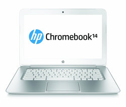 "HP Chromebook 14 (14-q010dx)(Intel Celeron 1.4G/2G RAM/16G SSD/14""/ Chrome OS)"