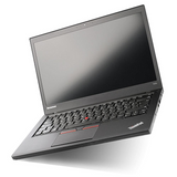 "Lenovo ThinkPad T450 14"" Touch Professional Ultrabook Laptop: i5 -4300u 1.9GHz, 8GB RAM, 128GB SSD, Win10 pro – Refurbished"
