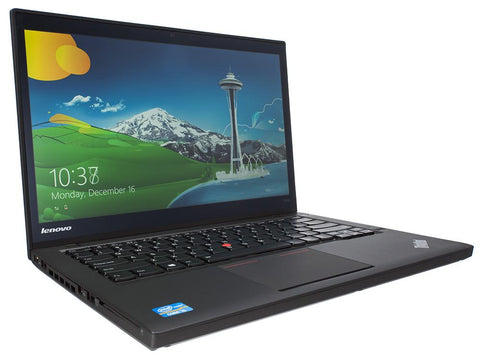 "Lenovo Thinkpad T440S i5-4300U @ 1.9Ghz , 128GB SSD , 4GB DDR3 RAM , 14"" 1600x900, Webcam, mini Display port, USB3, Windows 10 Professional"
