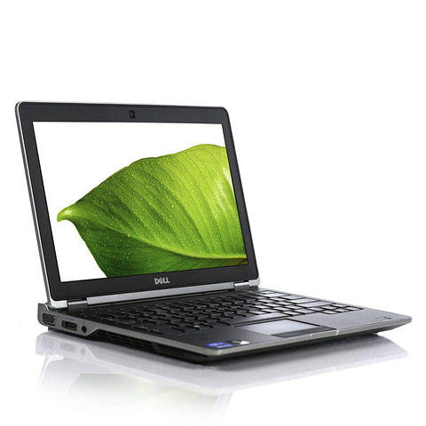 "Dell Latitude E6230: Intel core i5-3320 2.6GHz, 4GB, 320GB, webcam, HDMI, 12.5"", windows 7 pro - Refurbished"