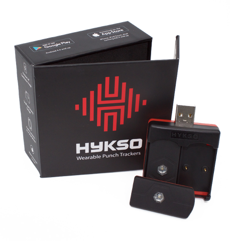 A Pair of Hykso Punch Trackers -