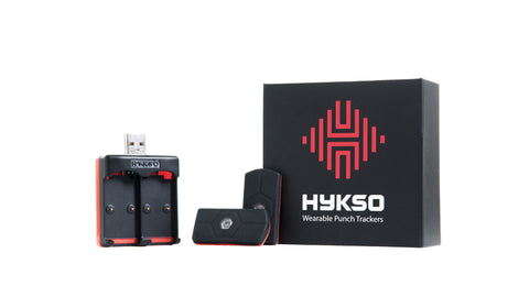 20 Pairs of Hykso Punch Trackers at $122.50 each
