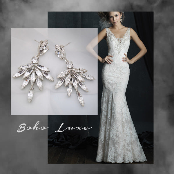 Inspiration board: Boho Luxe with Allure C381