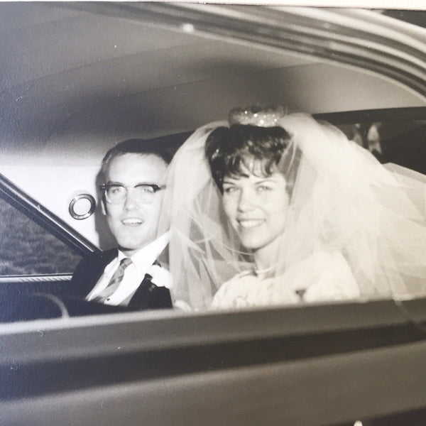 50 Year Wedding Anniversary