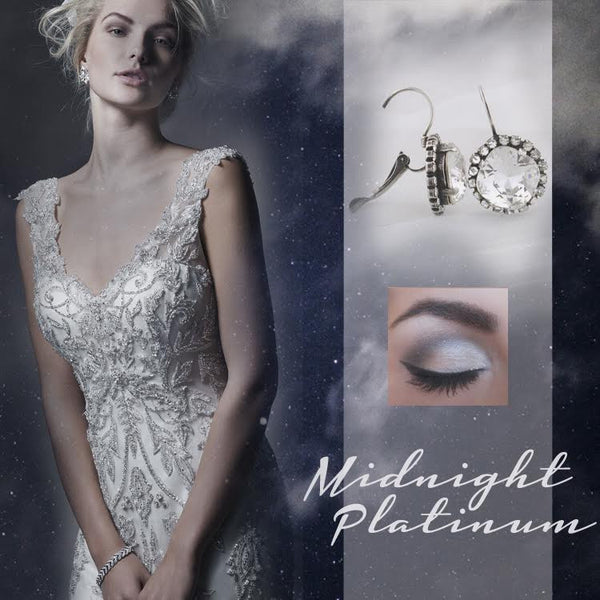 Inspiration board: Midnight Platinum