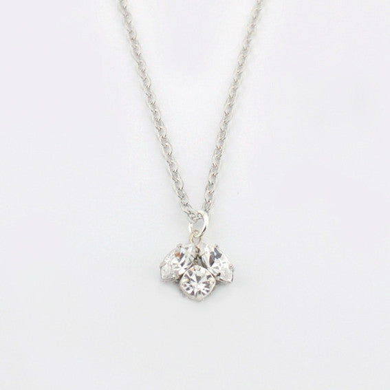 Idaho crystal necklace