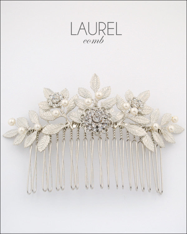 Laurel comb