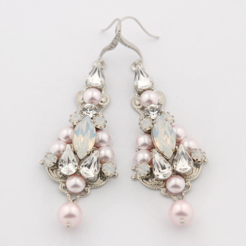 St John earrings