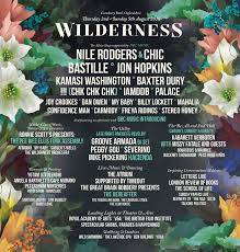 GOING WILD - WILDERNESS FESTIVAL 2018