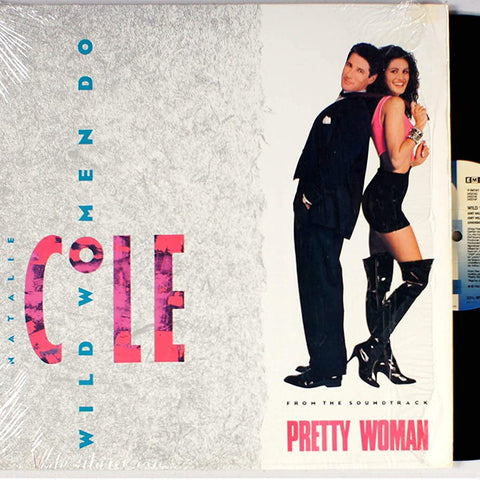 Pretty Woman song album cover Wild Women Do with Richard Gere and Julia Roberts on cover