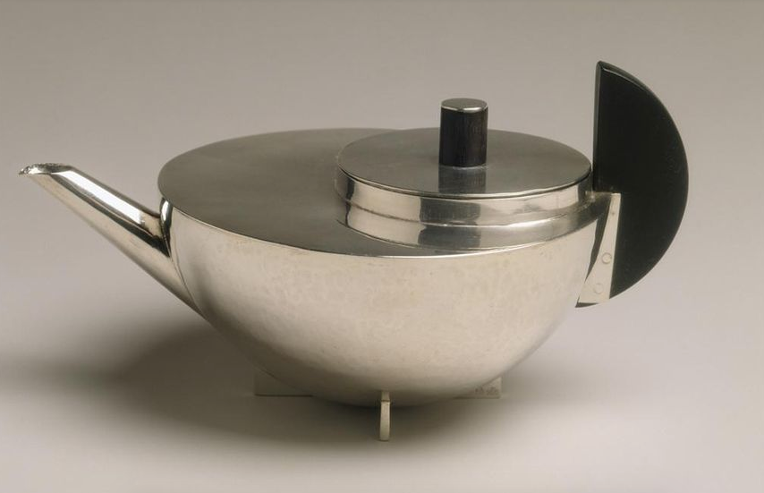 Marianne Brandt, Bauhaus, The Tea Infuser, 1924, Functional and Beautiful