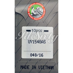 ORGAN NEEDLE UNION SPECIAL 16/40 .* Sold by 10 Pcs