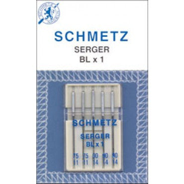 Blx1 Assorted 5 Pack Schmetz