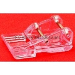 DOUBLE SHIRRING FOOT SNAP-ON, PLASTIC (82023-096)