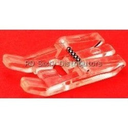 CLEAR VIEW FOOT 6 MM (NO IDT) ...(820289-096)
