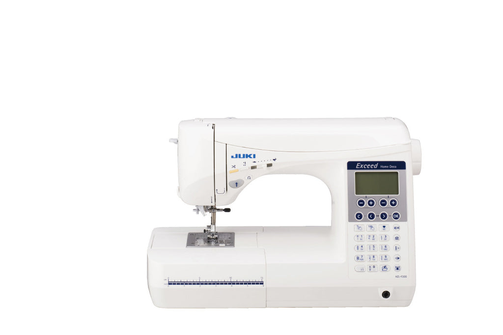 Juki HZL-F series Exceed Home Deco Computer Sewing Machine - HZL-F300