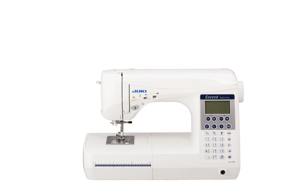 Juki HZL-F series Exceed Quilt & Pro Computer Sewing Machine - HZL-F400
