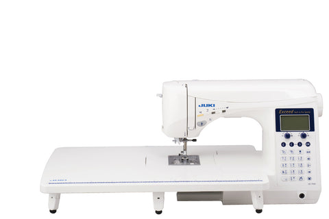 Juki HZL-F series Exceed Quilt & Pro Special Computer Sewing Machine - HZL-F600