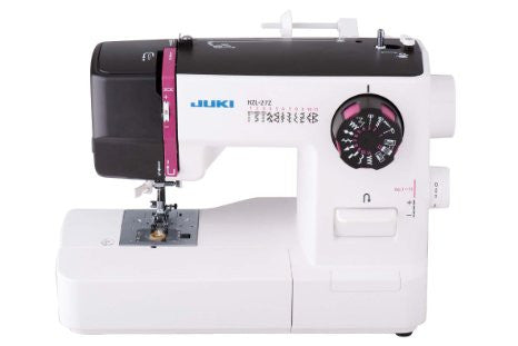 Juki Electric Sewing Machine with 22-Stitch Patterns - HZL-27Z