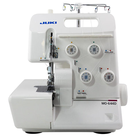Juki MO-644D 2-Needle, 3/4-Thread Overlock Machine with Differential Feed