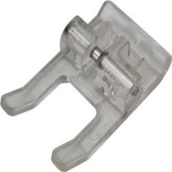 OPEN TOE FOOT SNAP-ON, LOW (PLASTIC)