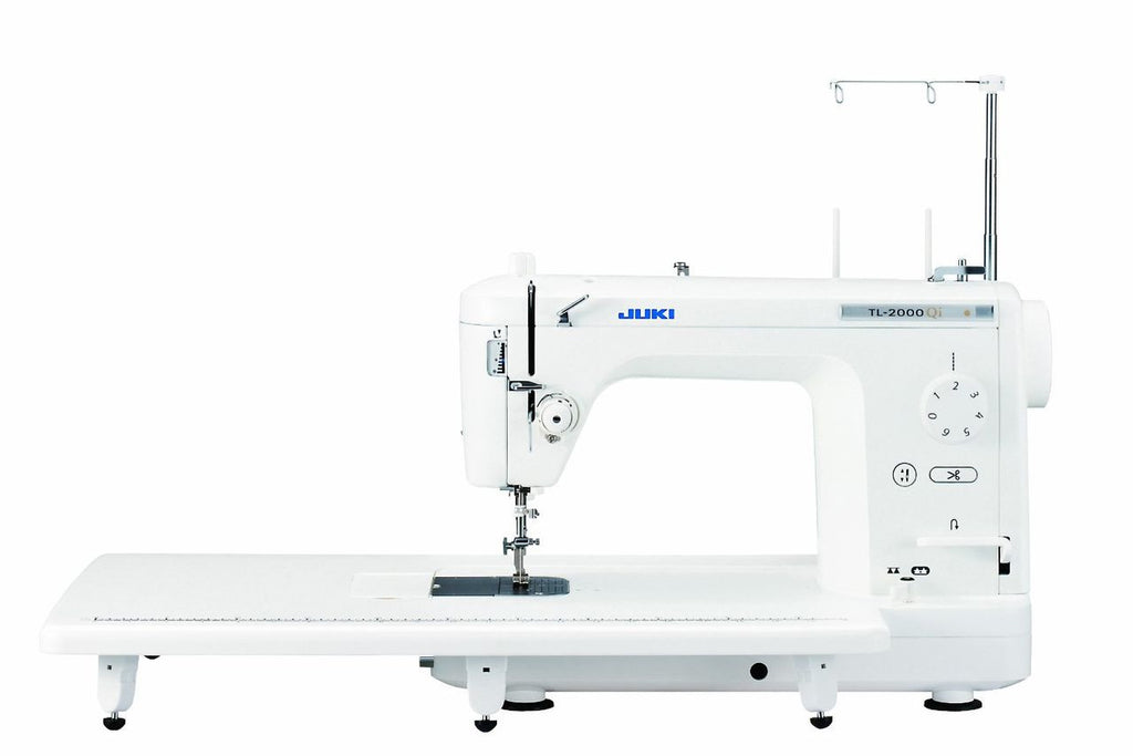 Juki TL-2000Qi 1-Needle, Lockstitch, Portable Sewing Machine with Automatic Thread